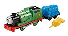 Fisher-Price Thomas & Friends TrackMaster Real Steam Percy