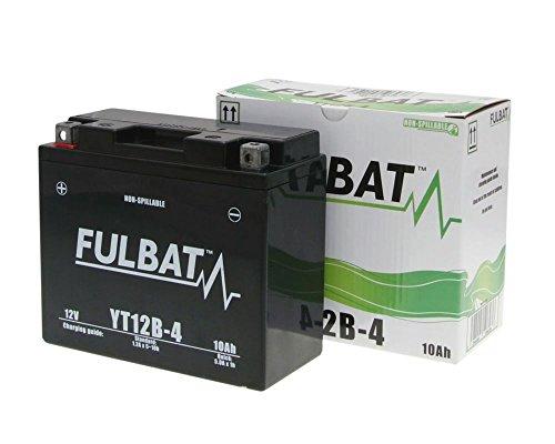 7'4 Runner (Batterie FULBAT Gel YT12B-4 SLA für GILERA Runner VXR4T 180 ccm [ inkl.7.50 EUR Batteriepfand ])