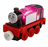 Thomas Engine and Friends Take and Play Toy - Light Up Rosie Racer - Collectable Railway Glow Train