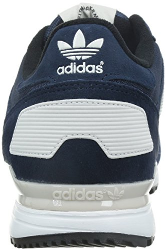Adidas Zx 700, Scarpe sportive Uomo Blu (Collegiate Navy/Ftwr White/Pearl Grey)