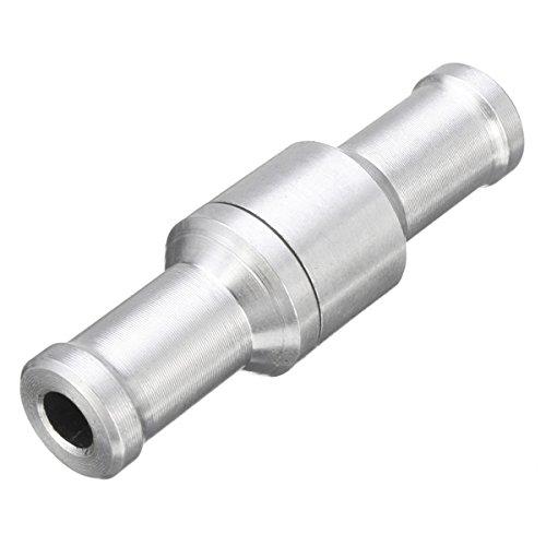 EsportsMJJ 10Mm Einweg-Rückschlagventil Aluminium Universal Non Return Inline Rückschlagventil