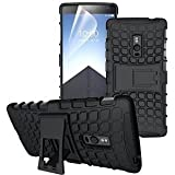 Valueactive™ New Nokia 5 - Armor Defender Kickstand Thick Protection Back Cover/case For Nokia 5 (Black)