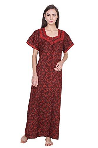 Klamotten Women Long Cotton Nightwear 244B20
