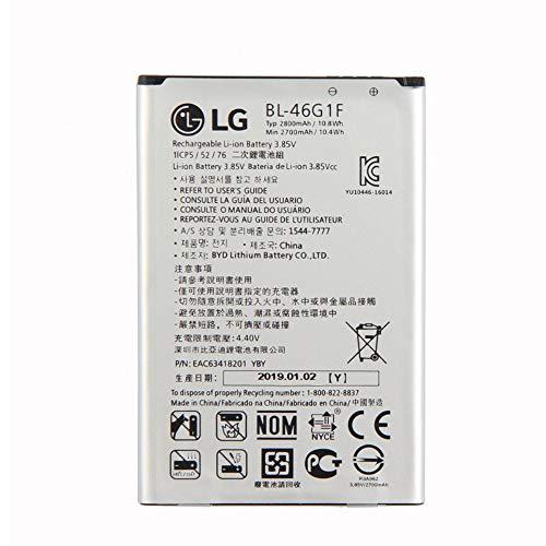 BEST2MOVIL BATERIA Interna BL-46G1F 2800mAh Compatible