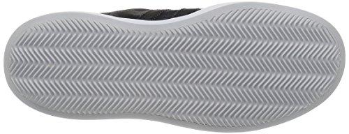 adidas Damen Superstar Bold W Fitnessschuhe schwarz/weiß (core black-core black-footwear white)