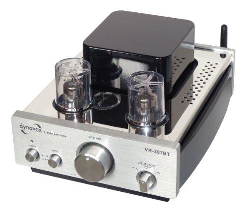 Dynavox Vr-307B Amplificador De Tubo Híbrido (2X 25 Vatios Rms)