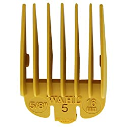 Wahl 5 Color Coded Attachment Comb