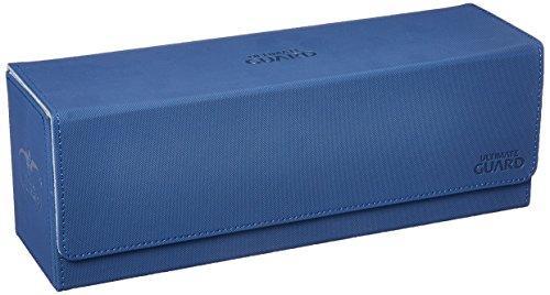 Ultimate Guard  - Arkhive Flip Case 400+ Standardgröße XenoSkin, blau Farbe Flip Case