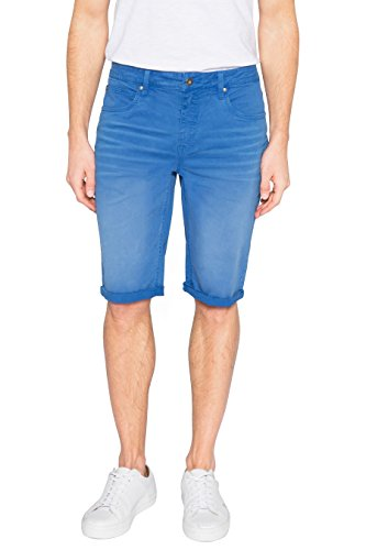 Colorado Denim Herren Shorts Clement Blau (strong Blue 6087)