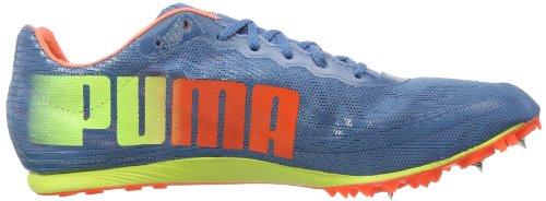 Puma evoSPEED Harambee 187027 Herren Laufschuhe Blau (metallic blue-fluro peach-fluro yellow 02)