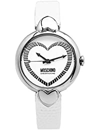 Moschino Reloj de cuarzo Fancy Heart Hielo 32  mm