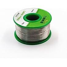 JZK® 100g 99Sn 0,3Ag 0,7Cu Sin plomo 0,6 mm estaño cablealambre de soldarCon soldadura con núcleo de colofoniacable