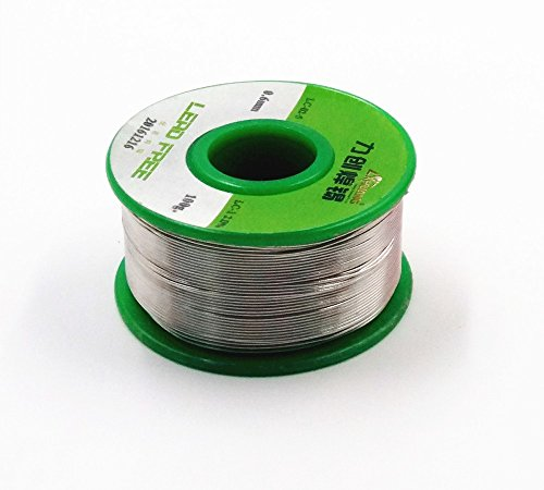 jzkr-100g-99sn-03ag-07cu-lead-free-06-mm-tin-wire-solder-wire-with-rosin-core-flux-welding-wire