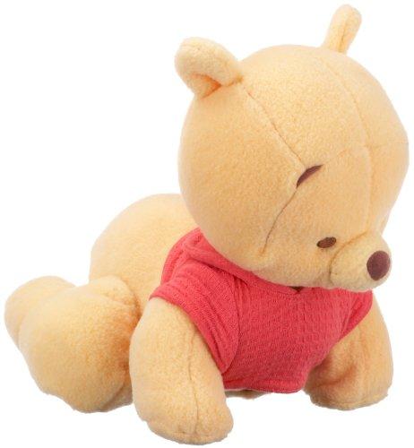 Fisher-Price Mattel C1435-0 - Sprechendes Krabbelbaby Winnie Puuh