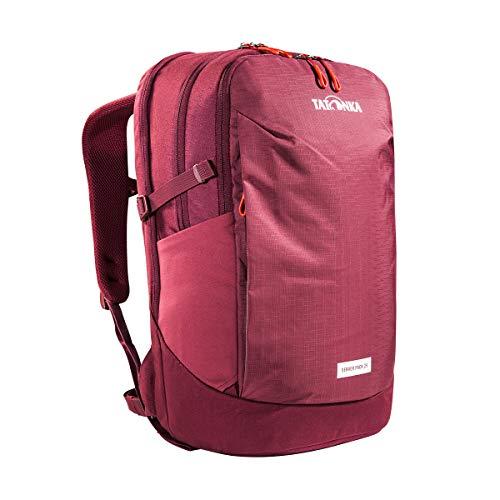 """Tatonka Server Pack 29 - Notebook-Rucksack mit 17\"""" Laptopfach - für Damen und Herren - 29 Liter - Bordeaux red"""