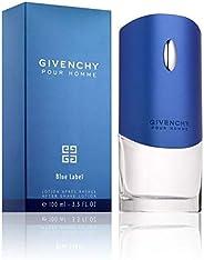 Pour HommeBlue Label By Givenchy For Men - Eau De Toilette, 100 ml