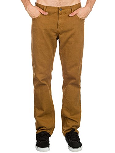 Herren Jeans Hose DC Worker Straight Color 32 Jeans Rubber