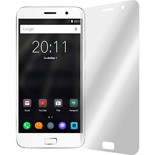 PhoneNatic 4er-Pack Bildschirmschutzfolien klar kompatibel mit Lenovo ZUK Z1