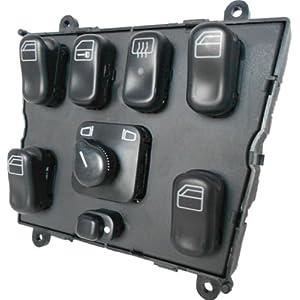 Etbotu 1998–2003Mercedes Benz ML320Electric Power Window Master Control commutateur 1638206610, Sd-001650 pas cher – Livraison Express à Domicile