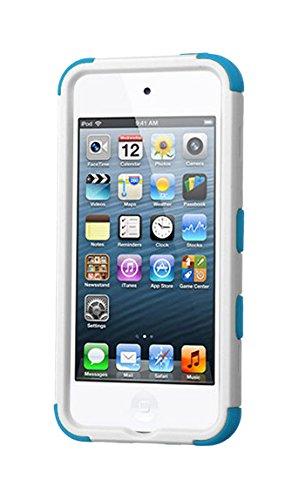MyBat Handy Fall für Apple Geräte–Retail - Ipod 5 Teal Fällen,