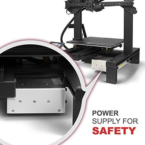 Longer LK4 3D Drucker Aluminium DIY mit Resume Printing Funktion 220x220x250mm - 4