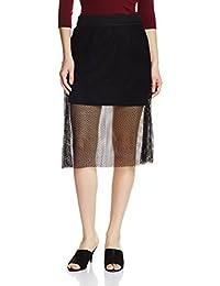 Elle Women's A-line Skirt