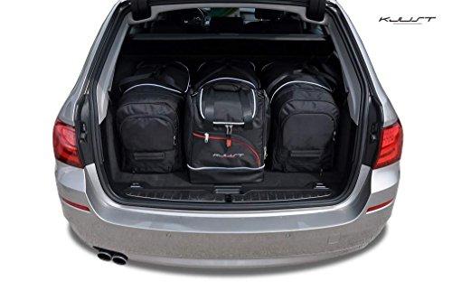 KJUST - AUTOTASCHEN AUF MASS BMW 5 TOURING, F11, 2010- CAR FIT BAGS
