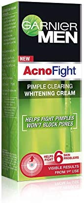 Garnier Men Acno Fight Pimple Clearing Whitening Day Cream, 45g