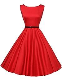 new concept 3174a 14cb2 Amazon.it: vestiti rossi - Abbigliamento sportivo / Donna ...