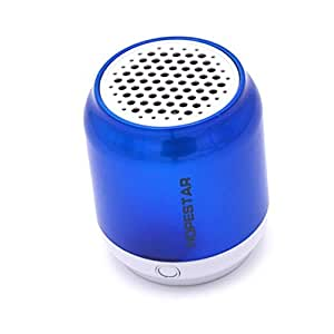 Mobilefit MINI Bluetooth Multimedia Speaker System H8 (BLUE)with / Pen Drive / SD Card Compatible for Nokia C2-03
