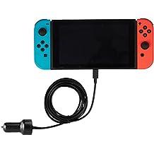 AmazonBasics - Kfz-Ladegerät für die Nintendo Switch