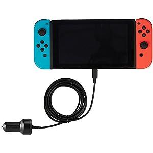 AmazonBasics – Kfz-Ladegerät für die Nintendo Switch