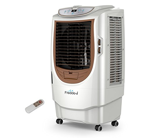 Havells Freddo I Desert Air Cooler -70 litres (White, Brown)
