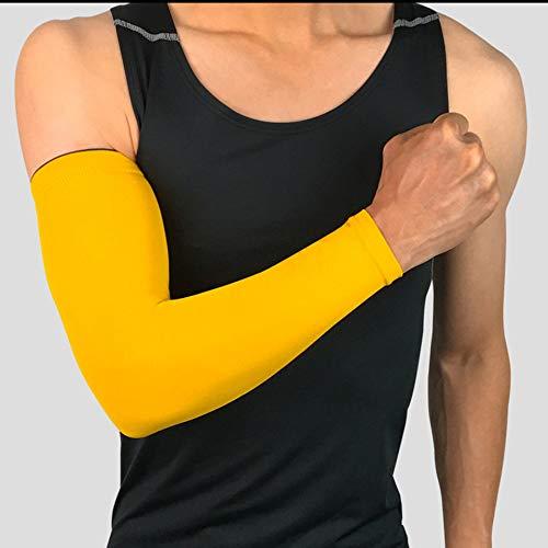 AMEOYYN Ellenbogenbandage - Ideal Tennisarm ,Golferarm Handball Kraftsport Bodybuilding & Fitness - Ellbogenbandage Unterstützung Bei Arthritis Sehnenentzündungen Gelenkschmerzen -