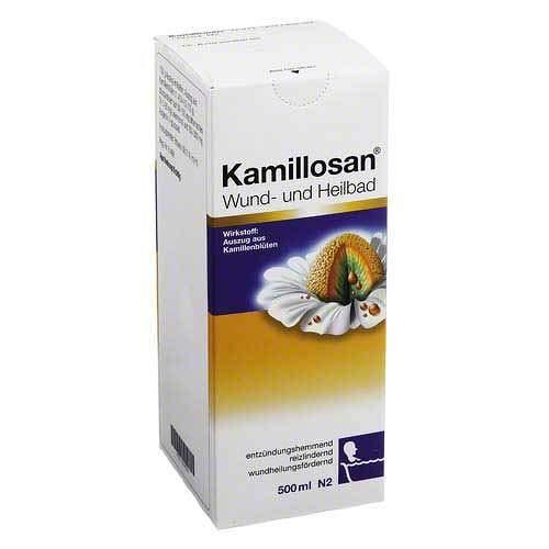 Kamillosan Wund- und Heil 500 ml