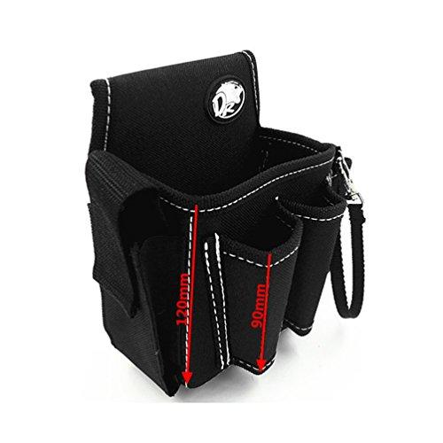 Heheja Multifunktion Klein waist taschen Woodworking Elektriker's Pouch Utility Werkzeugtaschen Als Bild
