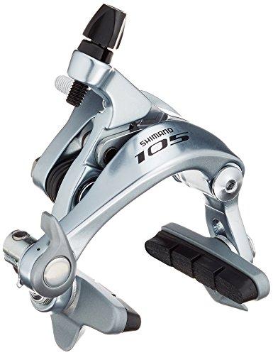 SHIMANO Unisex- Erwachsene Rennbremse-2090365520 Rennbremse, Grau, 49mm