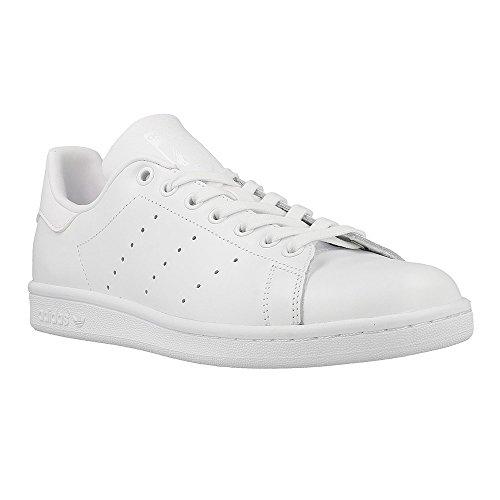 adidas Originals Stan Smith S75104, Herren Low-Top Sneaker, Weiß (Ftwr White/Ftwr White/Ftwr White), 39 1/3 EU (Adidas Stan Smith Originals)