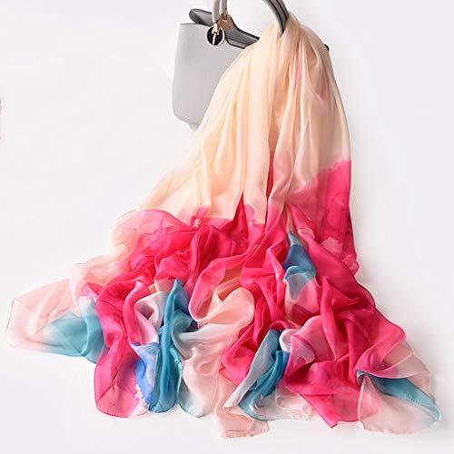 Stolen Für Damen Sonnenschutz Strand Sommer Tourismus Mode Weich Multifunktion Tücher Für Damen (22 Farben Sind Optional)