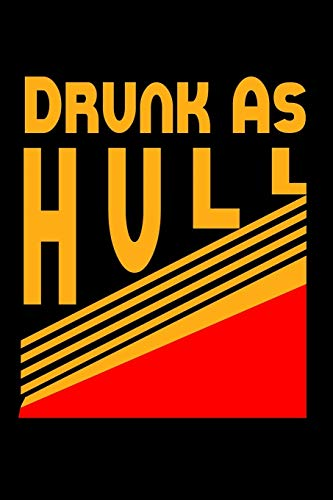 Drunk As Hull: Journal For Hockey Fans -