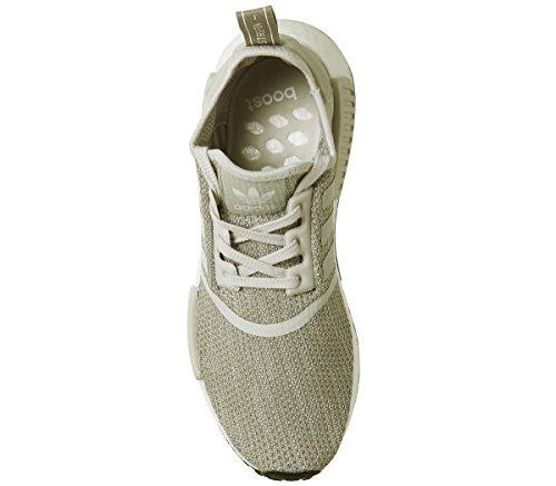 adidas Originals NMD_R1 Unisex-Sneaker B76079 Sesame - 4