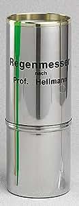 Möller-Therm Pluviomètre, Argent, 310x 110mm