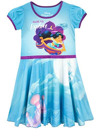 Disney Camisón niñas Aladdin Azul 2-3