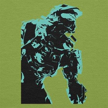 Texlab–The Master–sacchetto di stoffa Verde chiaro