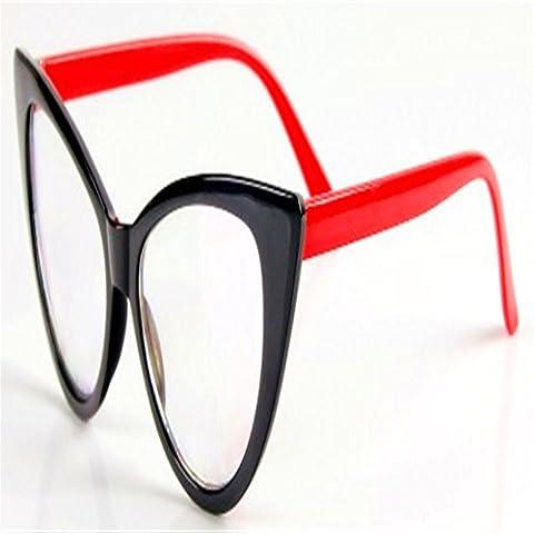 o-c moda mujer glasses55mm