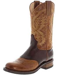 Sendra Boots Volcan 5357 - Botas de Piel para mujer marrón Malta Bulrush
