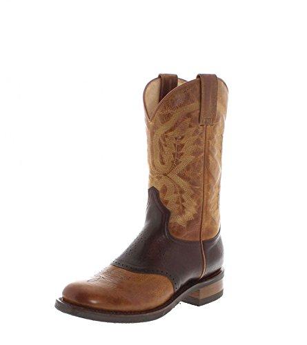 9c90a1dfd98a66 Sendra Boots Stiefel   Sendra Boots VOLCAN   Sendra Boots 5357   Brauner  Westernreitstiefel   Herren Westernstiefel   Damen Cowboystiefel Malta  Bulrush