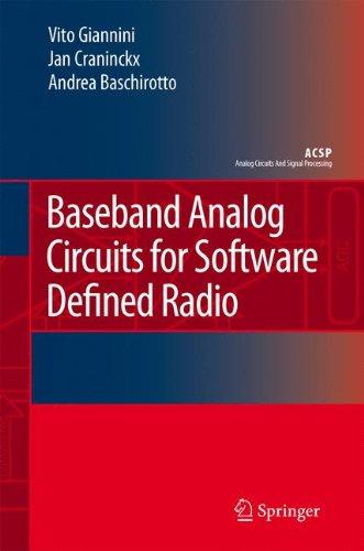 Baseband Analog Circuits for Software Defined Radio (Analog Circuits and Signal Processing) (Radio-broadcasting-software)