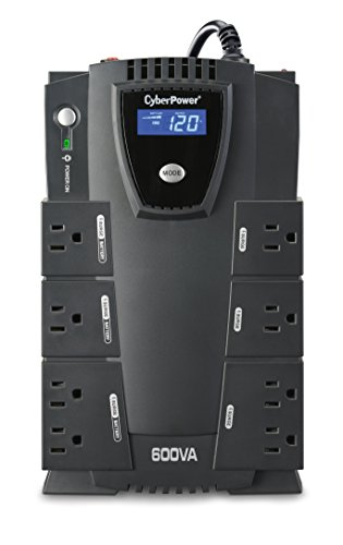 CYBER POWER UPS 600VA  available at amazon for Rs.11719