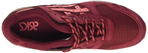 Asics Gel-Lyte Iii, Scarpe da Ginnastica Unisex – Adulto Rosso (Ot Red/Ot Red)